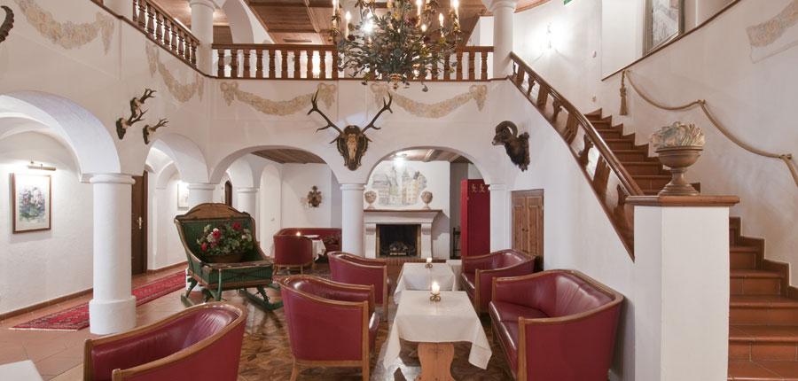 Hotel Tiefenbrunner, Kitzbühel, Austria - Stairway & Lounge area.jpg